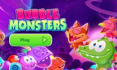 Game bắn bóng thú cưng: Bubble Monsters