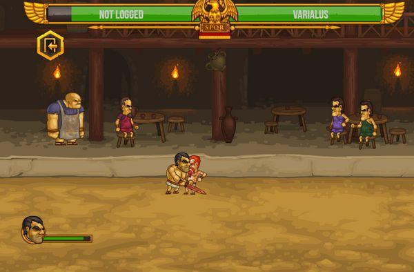 game đấu trường La Mã