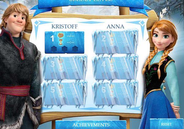 đi tìm Elsa