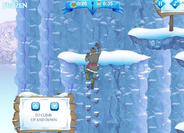 game đi tìm Elsa