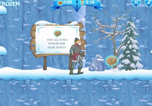 trò chơi đi tìm Elsa