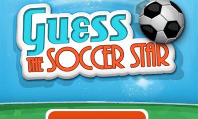 Game đoán tên cầu thủ bóng đá: Guess the Soccer Star