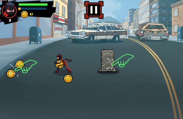game Ninja đại chiến pháp sư