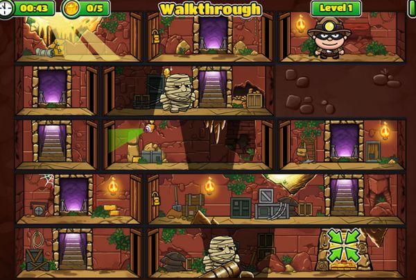 game siêu trộm thông minh 5