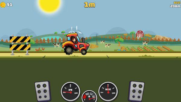 game siêu xe địa hình