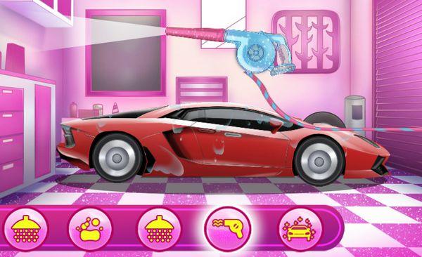 game tiệm sửa xe ô tô trong mơ