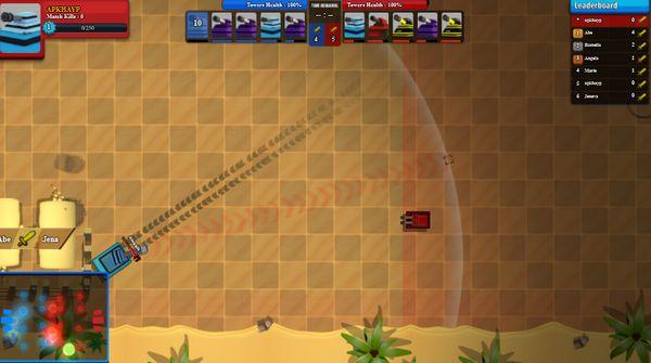 game xe tăng đại chiến