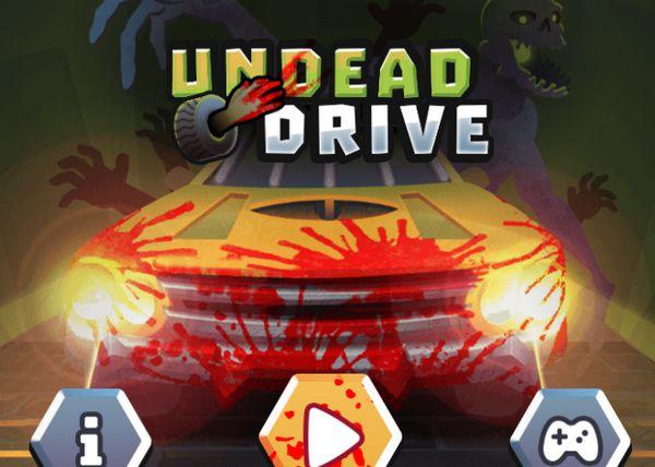 Game đua xe bắn Zombie: Undead Drive