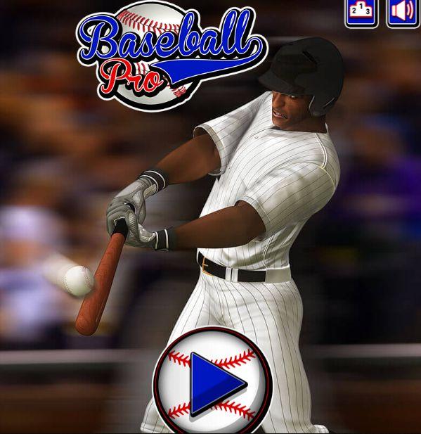 Game siêu sao bóng chày: Baseball Pro