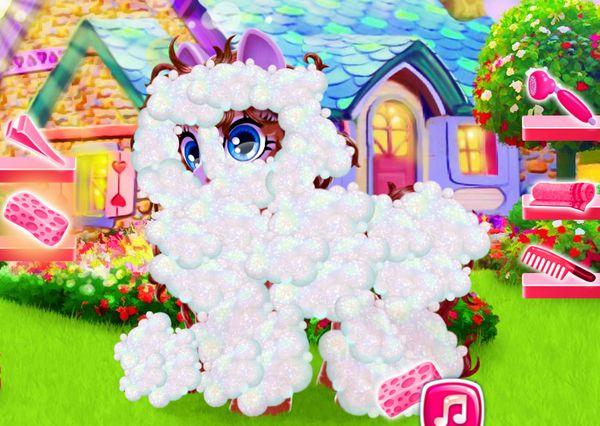trang trí ngựa Pony 2