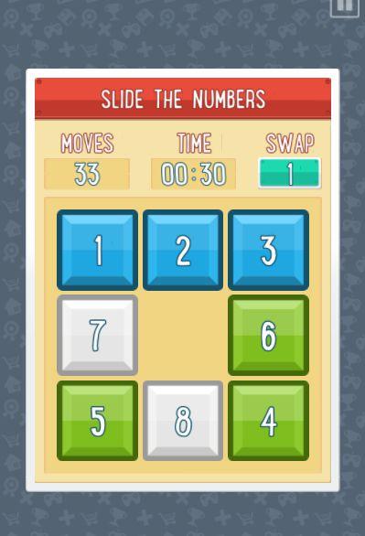 xếp dãy số toán học 2
