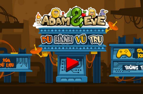 Adam và Eva du hành vũ trụ
