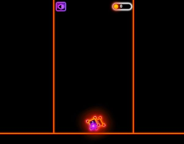 bắn bóng Neon 1