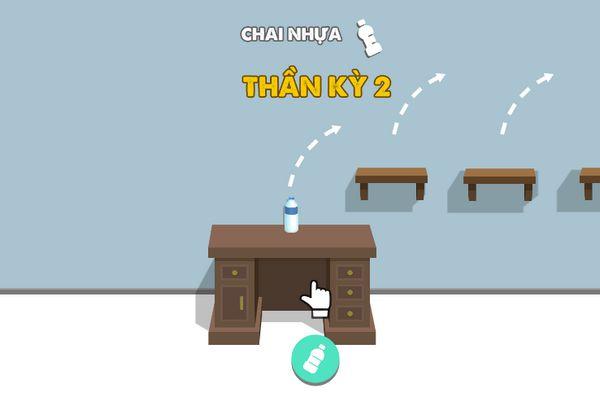 Game chai nhựa thần kỳ 2: Trò chơi chai nhựa thần kỳ 2