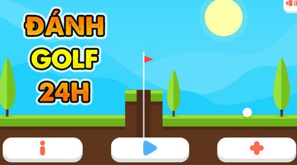 Game đánh Golf 24h: Trò chơi đánh Golf 24h