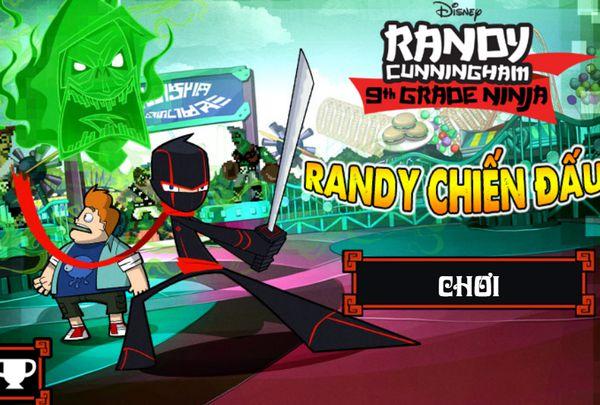 Randy chiến đấu
