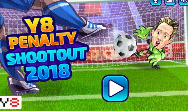 Game sút Penalty Y8: Trò chơi sút Penalty Y8