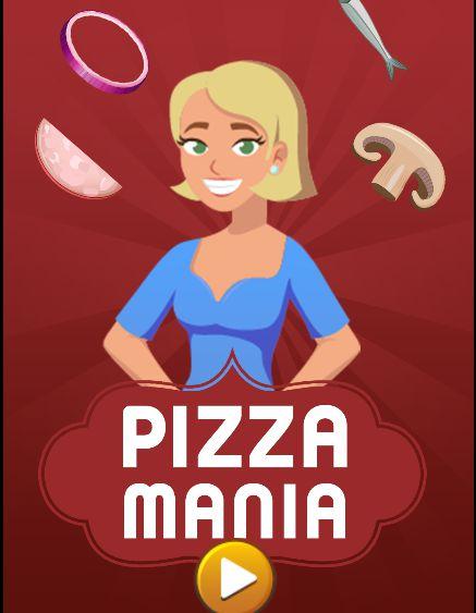 Game tiệm bánh Pizza Mania: Trò chơi tiệm bánh Pizza Mania