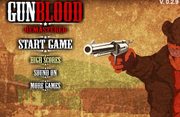 Game cao bồi thiện xạ: Gunblood Remastered