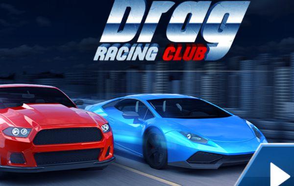 Game đua xe siêu tốc độ: Drag Racing Club