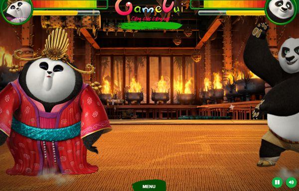 Kung Fu Panda 3 đại chiến 2
