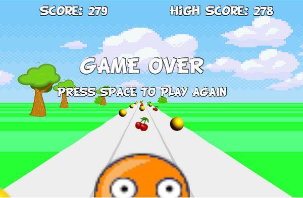 Pacman nhặt bóng 2