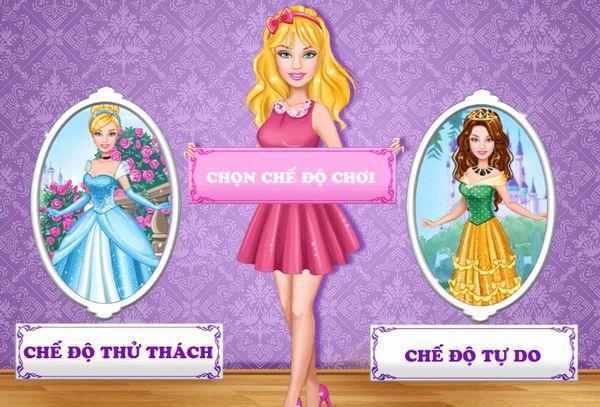 thiết kế váy công chúa 1