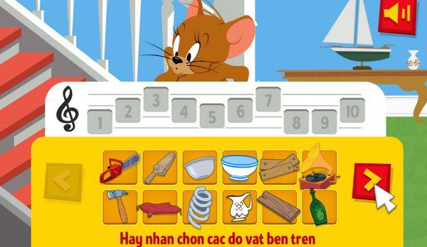 Tom và Jerry kẻ phá đám 1