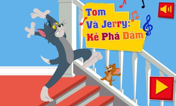 Tom và Jerry kẻ phá đám