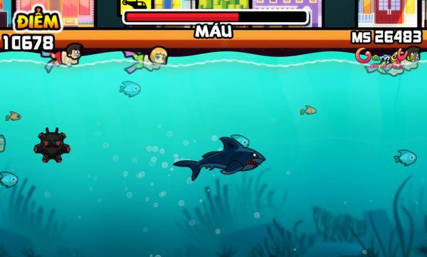 cá mập siêu bạo chúa 1