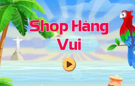 Game Shop hàng vui: Shopaholic Rio