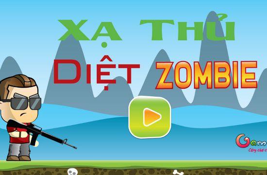 Game xạ thủ diệt Zombie: Trò chơi xạ thủ diệt Zombie