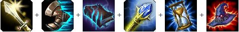 build guide azir mua 10 7