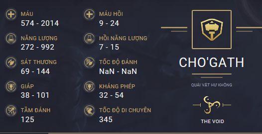 build guide chogath mua 10