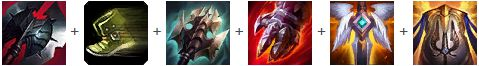 build guide kled mua 10 7