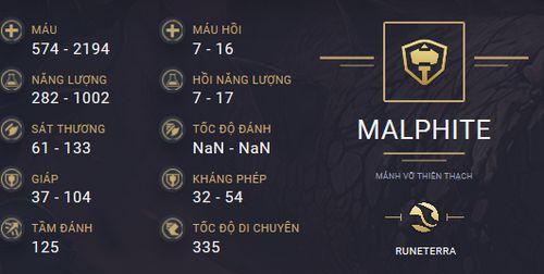 build guide malphite mua 10