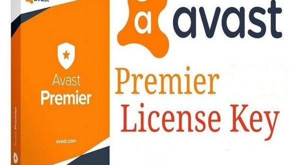 Danh sách Key Avast Premier Internet Security Cleanup năm 2020 miễn phí