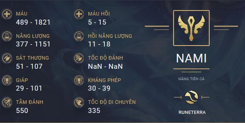 build guide nami 1