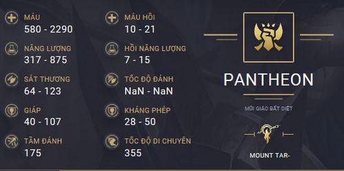 build guide pantheon 1