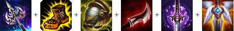 build guide pantheon 13