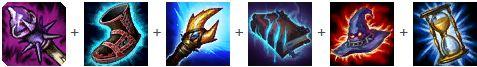 build guide ryze 9