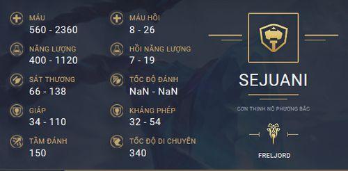 build guide sejuani 1