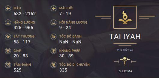 build guide taliyah 1