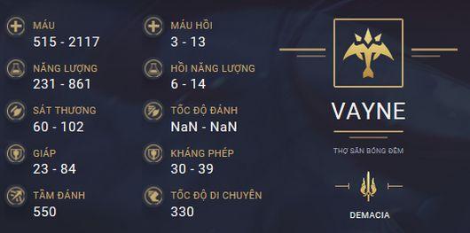 build guide vayne 1