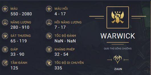 build guide warwick 1