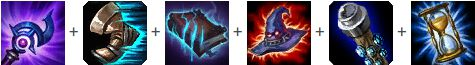build guide xerath 7