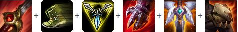 build guide xin zhao 8