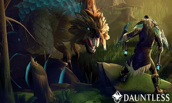 cấu hình Dauntless