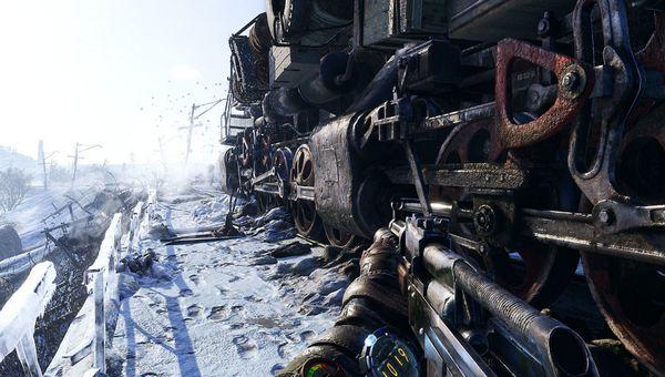 cấu hình khủng của game Metro: Exodus