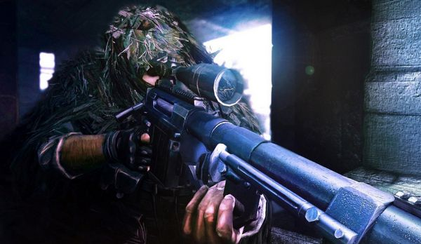 cấu hình game Sniper Ghost Warrior 1, 2, 3